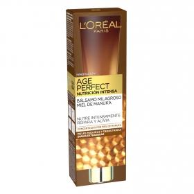Bálsamo milagroso miel de manuka Nutricion Intensa Age Perfect L'Oréal 40 ml.