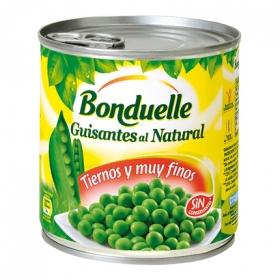 Guisantes al natural muy finos Bonduelle 250 g.