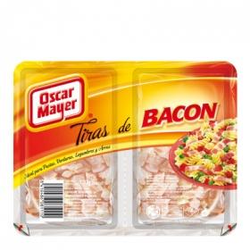 Tiras de bacon