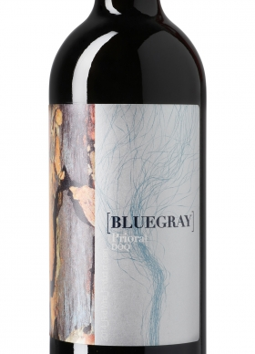 Bluegray Tinto con crianza 2014