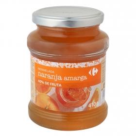Mermelada de naranja amarga Carrefour 410 g.