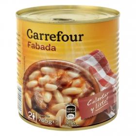 Fabada asturiana Carrefour 765 g.