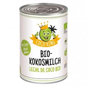 Leche de coco para cocinar Bio