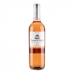 Vino rosado Puerta de Hierro 75 cl.