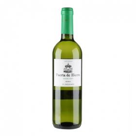 Vino blanco Puerta de Hierro 75 cl.