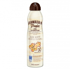 Loción protección solar en spray Bruma SPF 30 Hawaiian Tropic 177 ml.