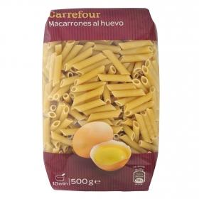 Macarrones al huevo Carrefour 500 g.