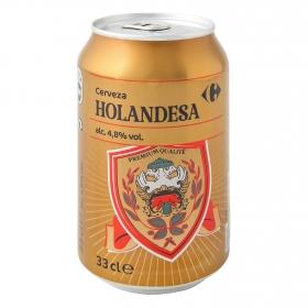 Cerveza holandesa rubia