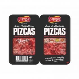 Pizcas de jamón curado Arroyo 150 g