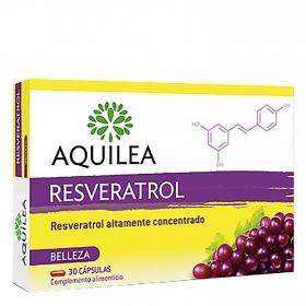 Ioxydoryl Resveratrol cápsulas Aquilea 30 cápsulas.