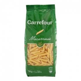 Macarrones Carrefour 500 g.
