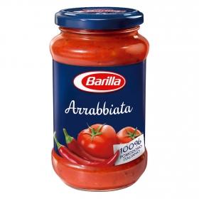 Salsa arrabbiata Barilla tarro 400 g.