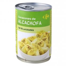 Corazones de alcachofas 14/16 piezas