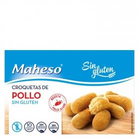 Croqueta de pollo Maheso sin gluten 300 g.