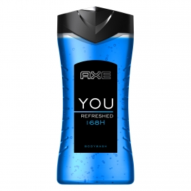 Gel de ducha Refreshed You Axe 400 ml.