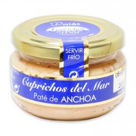 Pate de anchoa