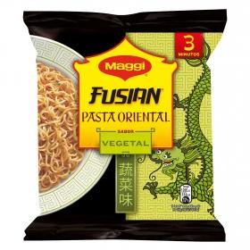 Pasta oriental Fusian sabor vegetal