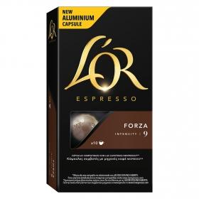 Café Forza cápsulas