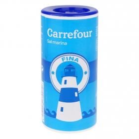 Sal marina fina Carrefour 250 g.