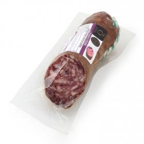 Salchichon ibérico de cebo taco Señorío de Olivenza 400 g aprox