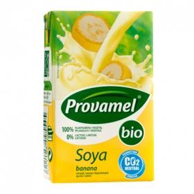 Bebida soja platano bio