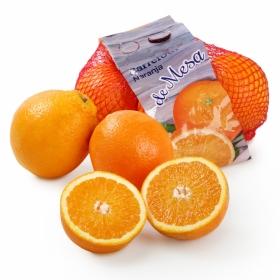 Naranja de Mesa Carrefour Malla 2 Kg