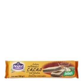 Galletas rellenas cacao noglut - Sin Gluten