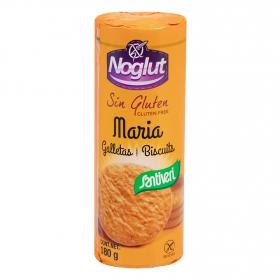 Galletas María Santiveri sin gluten sin lactosa 190 g.