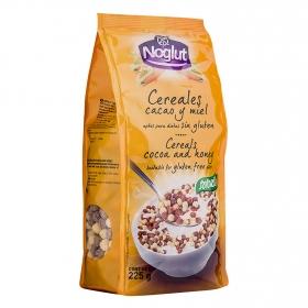 Cereales con cacao y miel Santiveri sin gluten 250 g.
