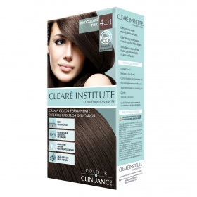 Crema color permanente Colour Clinuance 4.01 Chocolate Frio Clearé Institute 1 ud.
