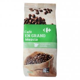 Café grano mezcla