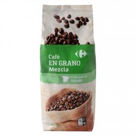 Café en grano mezcla