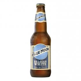 Cerveza Blue Moon botella