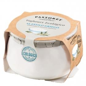 Yogur griego ecológico Pastoret 135 g.