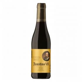 Vino D.O. Rioja tinto Faustino VII 37,5 cl.