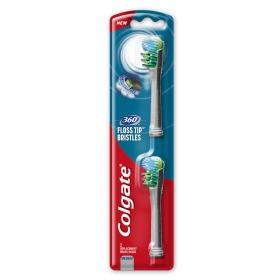 Recambios para cepillo de dientes Colgate 2 unidades.