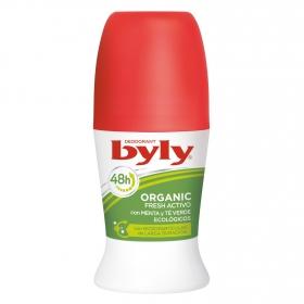 Desodorante Roll On Fresh Byly 50 ml.