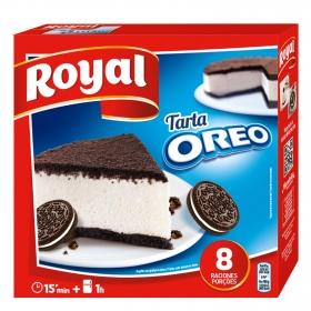 Preparado para tarta Oreo Royal 215 g.