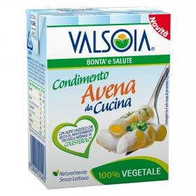 Condimento vegetal de avena