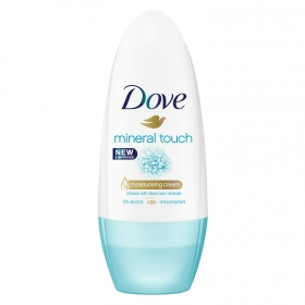 Desodorante mineral touch roll-on