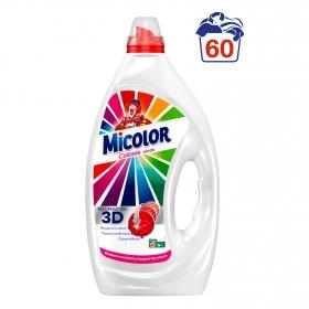 Detergente recuperación 3D líquido Micolor 60 lavados.