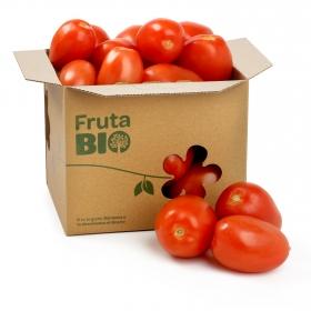 Tomate pera ecológico Carrefour Bio granel 1 Kg aprox