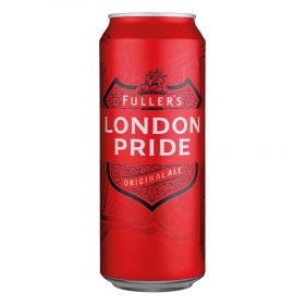 Cerveza Fullers London Pride lata 50 cl.