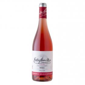 Vino D.O. Rioja rosado Garnacha Faustino Rivero Ulecia 75 cl.