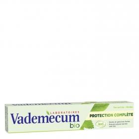 Dentífrico protección completa ecológico Vademecum 75 ml.