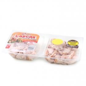Lascas de pechuga de pollo al horno ElPozo 200 g