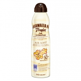 Spray solar SPF 50+ Air Soft Hawaiian Tropic 177 ML.