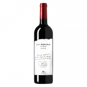 Vino D.O. Madrid tinto Initio 75 cl.