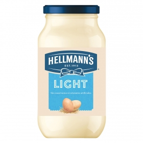 Mayonesa Light Hellmann's tarro 430 ml.