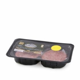 Hamburguesa de Cerdo Ibérico ElPozo 4 Unds 320 g